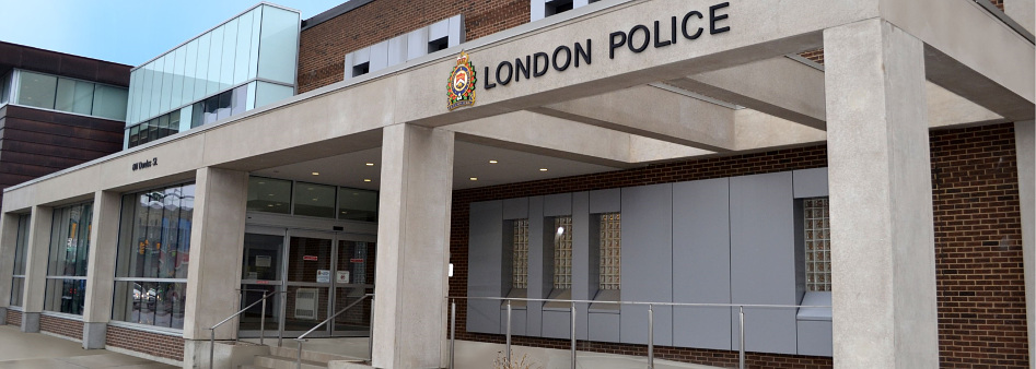 The London Police Headquarters